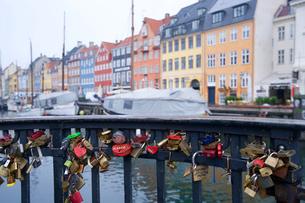 コペンハーゲン ニューハウンの写真素材 [FYI03878706]