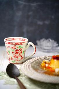 バッチャン焼きカップの写真素材 [FYI03878715]