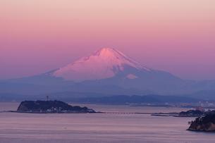 紅富士とビーナスベルトの写真素材 [FYI03878754]
