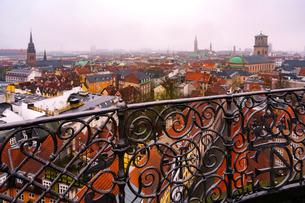 コペンハーゲンの街並みの写真素材 [FYI03878786]