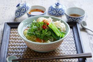 タイラーメン タイ料理の写真素材 [FYI03878976]