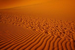 モロッコ サハラ砂漠の写真素材 [FYI03879053]