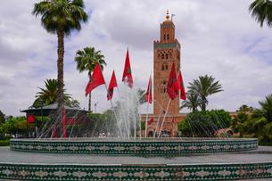 クトゥビアの塔の写真素材 [FYI03879075]