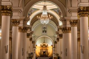 ボゴタの大聖堂の写真素材 [FYI03879265]