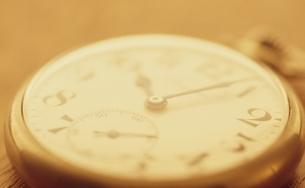 懐中時計の写真素材 [FYI03880005]