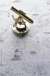 海図のイメージの写真素材 [FYI03880028]