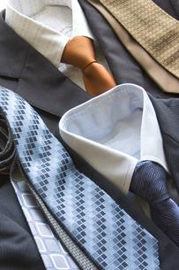 スーツとネクタイの写真素材 [FYI03881010]