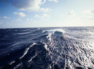 荒天の海の写真素材 [FYI03882544]