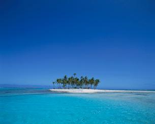 タヒチの島の写真素材 [FYI03882576]
