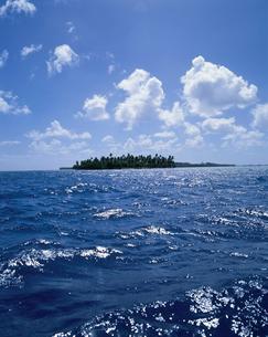 モルジブの島の写真素材 [FYI03882584]