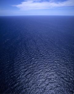 空撮の海面の写真素材 [FYI03882955]