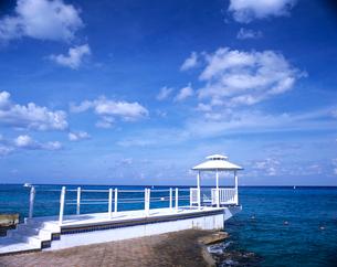 海辺の結婚式場の写真素材 [FYI03883229]