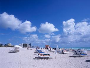 マイアミビーチの写真素材 [FYI03883272]