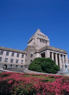 国会議事堂の写真素材 [FYI03883348]