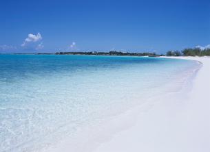 サンゴ礁のビーチの写真素材 [FYI03883502]
