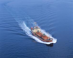 小型LPGタンカー 瀬戸内海の写真素材 [FYI03883638]