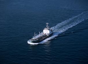 小型タンカー 瀬戸内海の写真素材 [FYI03883796]