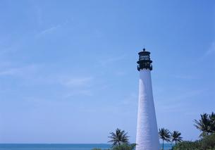 北米最南端の灯台の写真素材 [FYI03884078]