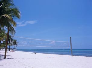 キーウエストのビーチの写真素材 [FYI03884091]