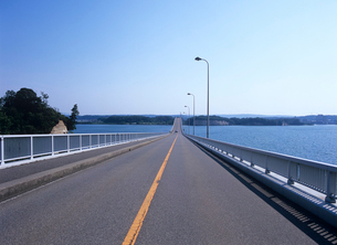 能登島大橋 石川県の写真素材 [FYI03885130]