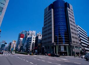 南青山5丁目より表参道方面を見る 東京都の写真素材 [FYI03886576]