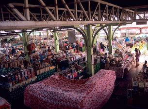 パペーテの市場の写真素材 [FYI03886853]