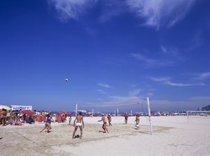 コパカパーナ海岸の写真素材 [FYI03887137]