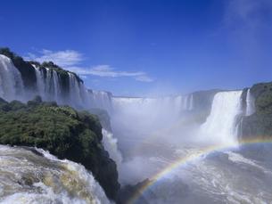 イグアスの滝の写真素材 [FYI03887141]