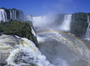 イグアスの滝の写真素材 [FYI03887142]