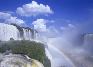 イグアスの滝の写真素材 [FYI03887144]