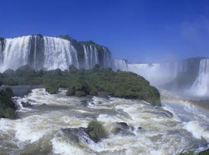 イグアスの滝の写真素材 [FYI03887145]