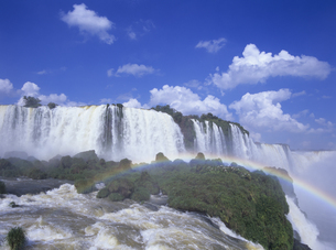 イグアスの滝の写真素材 [FYI03887146]