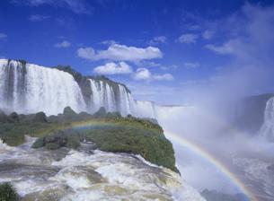 イグアスの滝の写真素材 [FYI03887147]