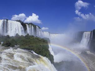 イグアスの滝の写真素材 [FYI03887148]