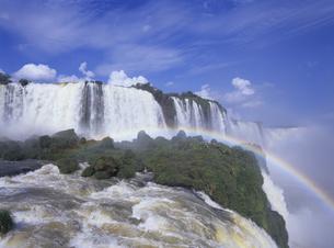 イグアスの滝の写真素材 [FYI03887149]
