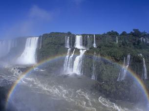 イグアスの滝の写真素材 [FYI03887151]