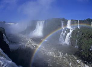 イグアスの滝の写真素材 [FYI03887152]