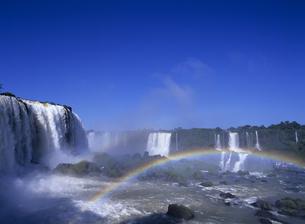 イグアスの滝の写真素材 [FYI03887153]