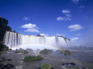 イグアスの滝の写真素材 [FYI03887156]