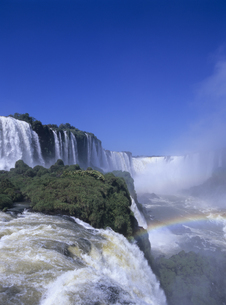 イグアスの滝の写真素材 [FYI03887157]