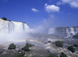 イグアスの滝の写真素材 [FYI03887158]