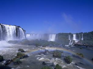 イグアスの滝の写真素材 [FYI03887160]