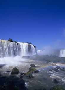 イグアスの滝の写真素材 [FYI03887161]
