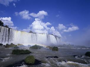 イグアスの滝の写真素材 [FYI03887162]