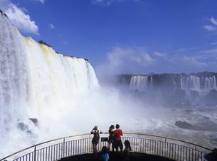 イグアスの滝の写真素材 [FYI03887164]