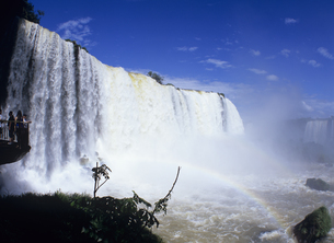 イグアスの滝の写真素材 [FYI03887165]