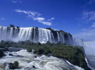 イグアスの滝の写真素材 [FYI03887166]
