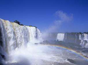 イグアスの滝の写真素材 [FYI03887167]