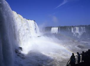 イグアスの滝の写真素材 [FYI03887168]