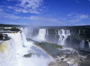 イグアスの滝の写真素材 [FYI03887169]